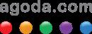 Logotipo de Agoda