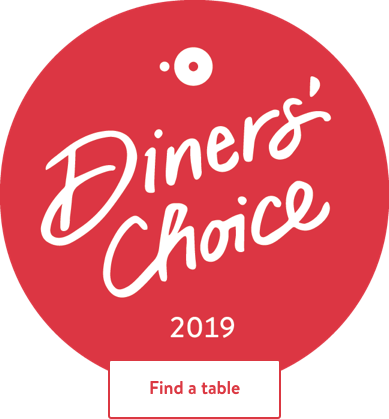 Diners' Choice 2019